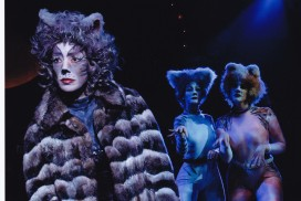 Grizabella, Bombalurina, and Demeter
